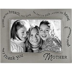 A wonderful way to show how much you love your mother is to buy a Mother's Day photo frame.  This can be a personalized gift which always works well because...