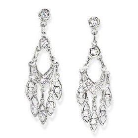 Silver Chandelier Earrings For Sale Chandelier earrings have become a very popular piece of jewelry for both actresses and for models. You will see a vast array of styles and...