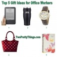 I no longer work in an office but I have friends who do and so I thought I would collect together 5  great gift ideas for office workers.  These are […]