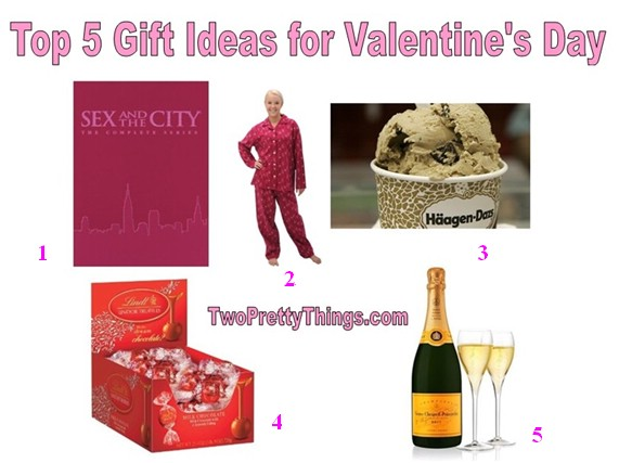 Gift ideas for valentine 39 s day gifts for women on for Best ideas for valentines day gifts