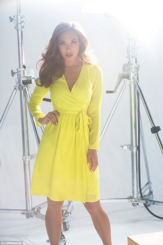 Myleene Klass Clothes Range for Littlewoods Catalogue