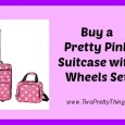 A suitcase with wheels can be a godsend if you are prefer a smart looking case when you travel. Here are a selection of what you can buy online today.