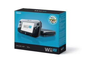 Wii U Console - Deluxe Set